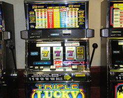 I am back – talking about artistic slot machines